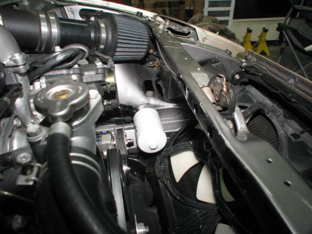 1986 nissan 300zx engine swap