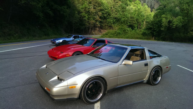 Nissan 300zx with VH45DE engine swap for sale: photos