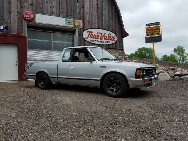 Nissan 720 St King Cab Pickup Mini Truck Datsun
