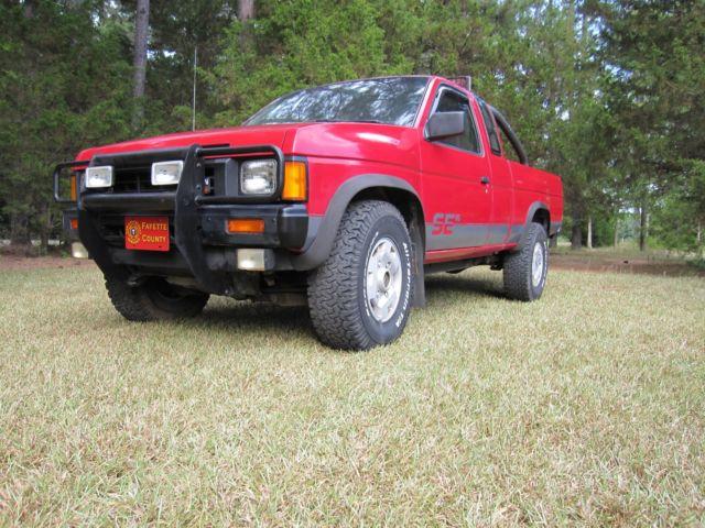 Nissan D Hardbody X