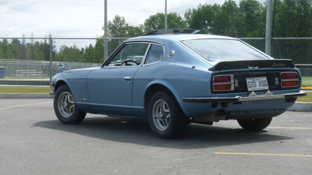 1976 Datsun Z-Series 260z europeen model