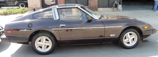 1983 Nissan 280ZX 2dr Coupe