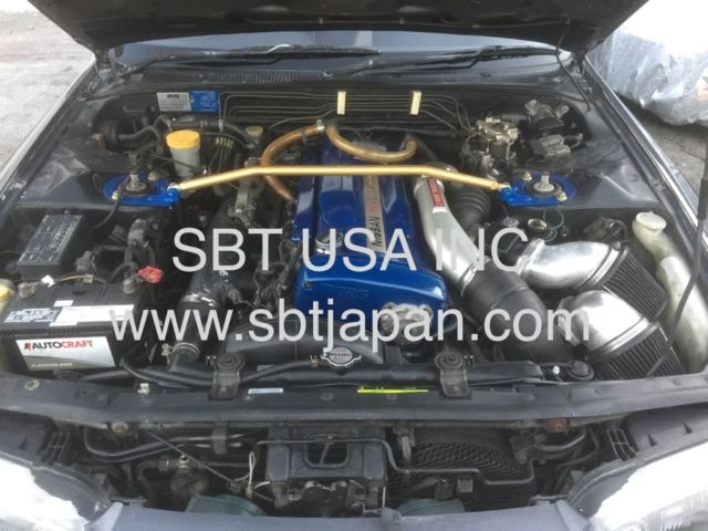 NISSAN GT-R Skyline, R32 Twin Turbo (BNR32) stock, not