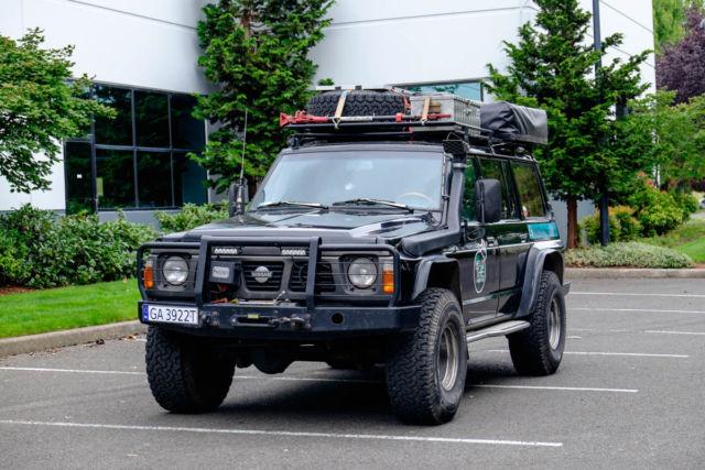 Nissan patrol 1994 2.8 diesel