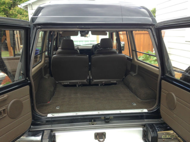 Nissan Patrol Safari Y60 For Sale Photos Technical