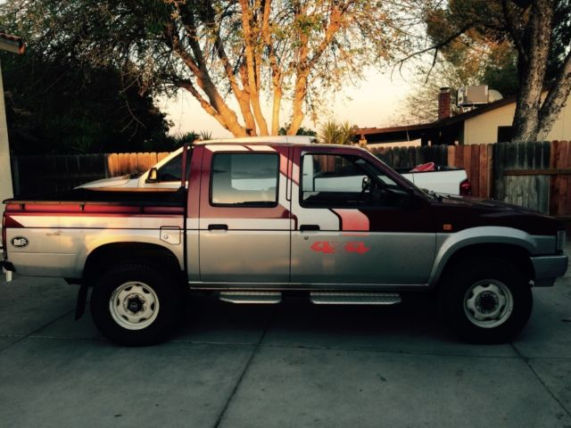 1980 Nissan Other Pickups Crew cab hardbody