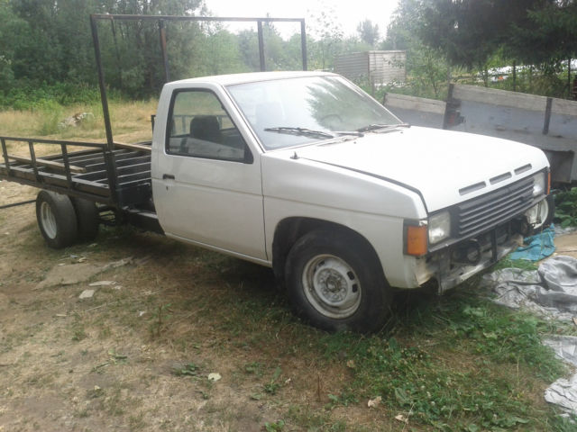 1988 Nissan Other Pickups  1 ton pick up, Dually