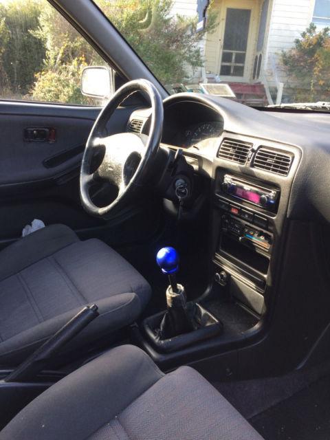 Nissan Sentra Se-r B13 for sale: photos, technical ...