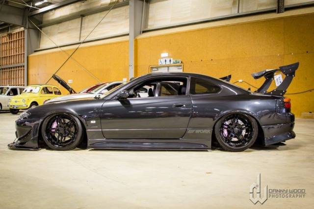 nissan silvia 200sx widebody s15 for sale photos technical specifications description. Black Bedroom Furniture Sets. Home Design Ideas