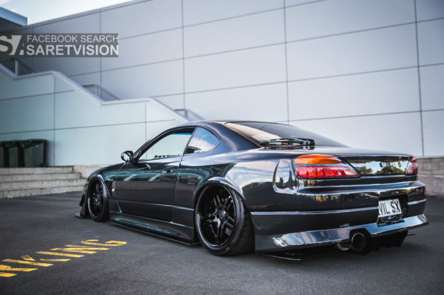 Nissan Silvia 200sx Widebody S15 For Sale Photos