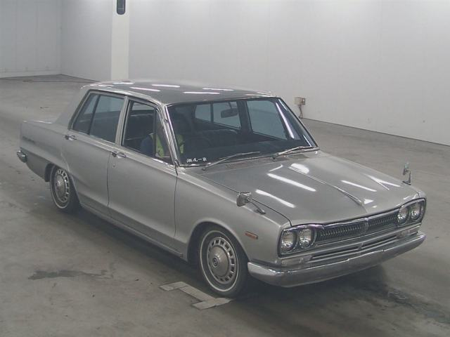 Nissan Skyline C10 Sedan Hakosuka For Sale Photos Technical