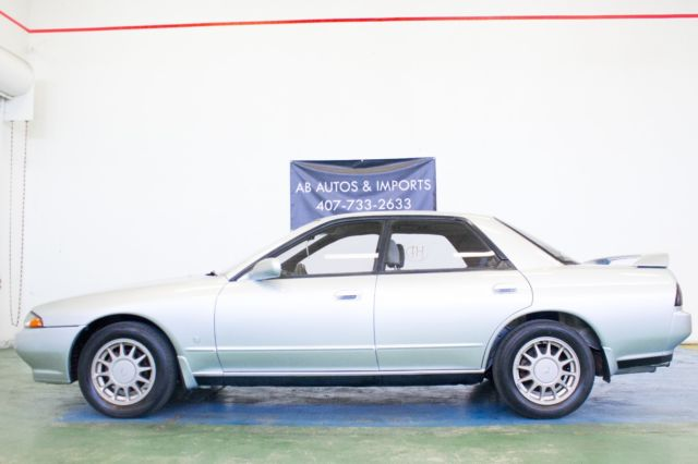 Nissan Skyline GTS! 100% Legally imported and titled! for