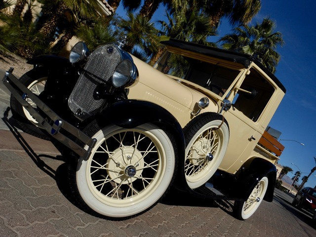 1929 Ford Model A NO RESERVE
