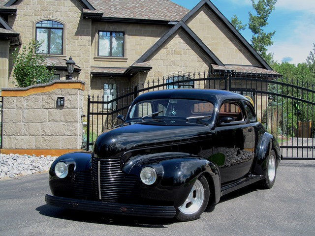 1940 Chevrolet COUPE CUSTOM NO RESERVE
