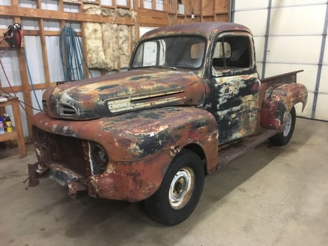 1950 Ford Other Pickups F-1
