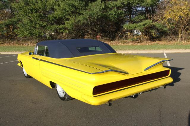 No Reserve 1960 Chevy Impala Chop Top Custom Lowrider Street Show