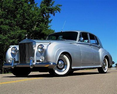 1960 Rolls-Royce Silver Shadow NO RESERVE