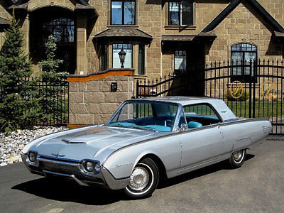 1961 Ford Thunderbird NO RESERVE