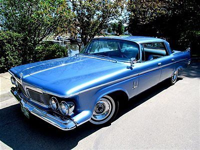 1962 Chrysler Imperial NO RESERVE