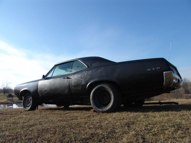 1967 Pontiac GTO Don't Miss OUT!