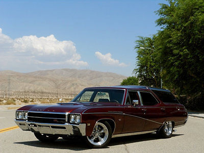 1969 Buick GS SPORT WAGON