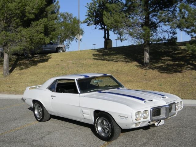 No Reserve Firebird Trans Am Tribure Muscle Car Like