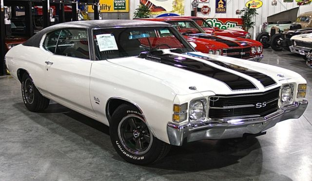 1971 Chevrolet Chevelle SS-LS5