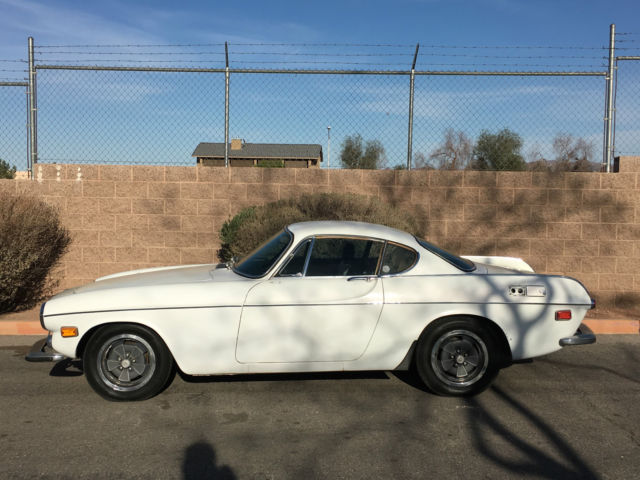 1971 Volvo 1800E RARE AUTOMATIC VOLVO 1800 E COUPE 2 DR PROJECT