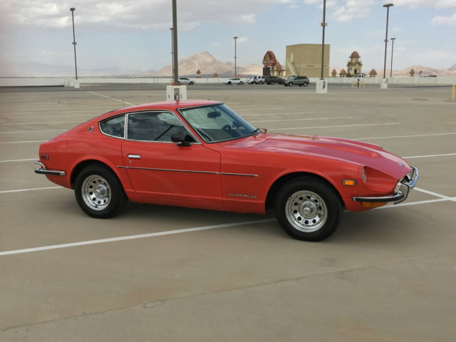 1972 Datsun Z-Series DATSUN RARE Z SURVIVOR ALL ORIGINAL