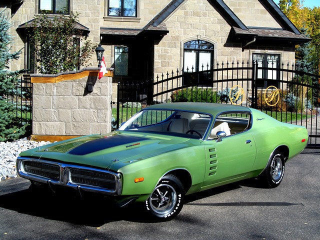 1972 Dodge Charger NO RESERVE