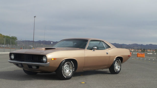 1972 Plymouth Barracuda CUDA MOPAR RARE BARRACUDA V8 318 AUTOMATIC 1970 71
