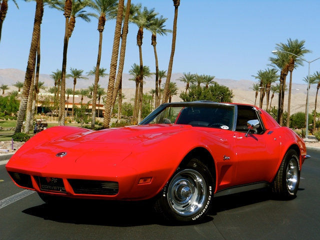 1973 Chevrolet Corvette NO RESERVE