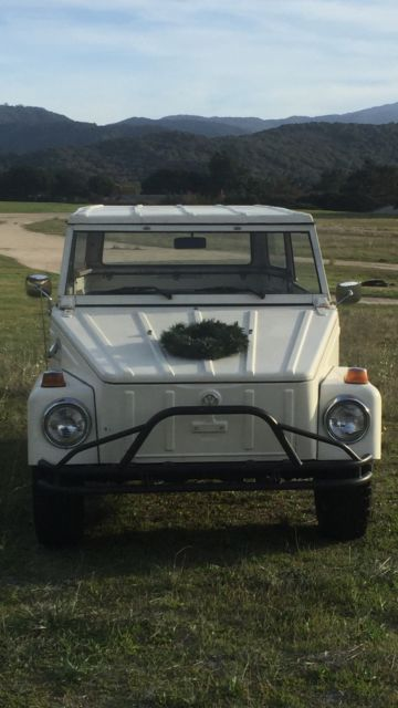 1973 Volkswagen Thing 181