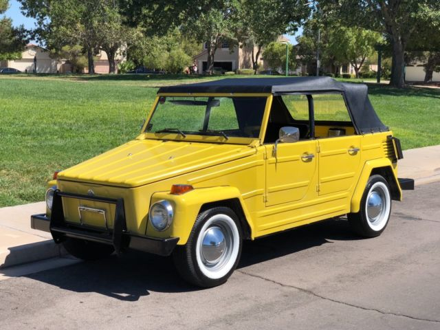 1973 Volkswagen Thing THING