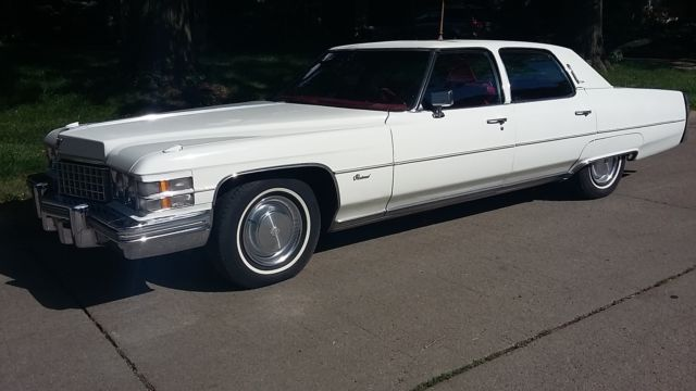 1974 Cadillac Fleetwood No Reserve a mint barn find!