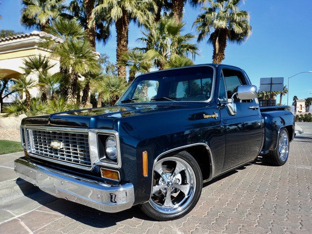 1974 Chevrolet C-10 NO RESERVE