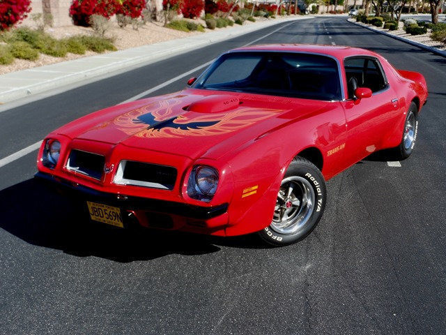 1974 Pontiac Trans Am NO RESERVE