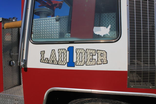 1982 Other Makes Fire Truck/Pumper