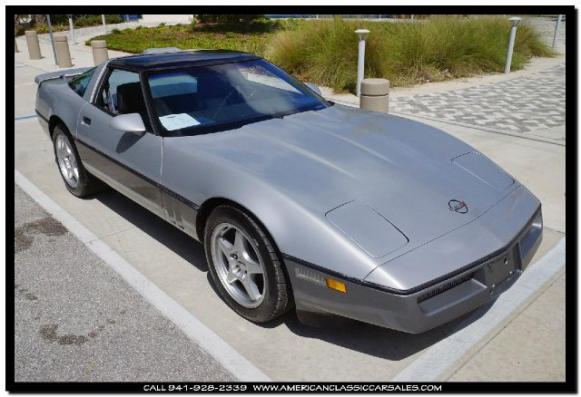 1986 Chevrolet Corvette Base 2dr STD Hatchback