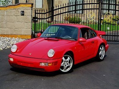 1991 Porsche 911 NO RESERVE 964 AIR COOLED COUPE