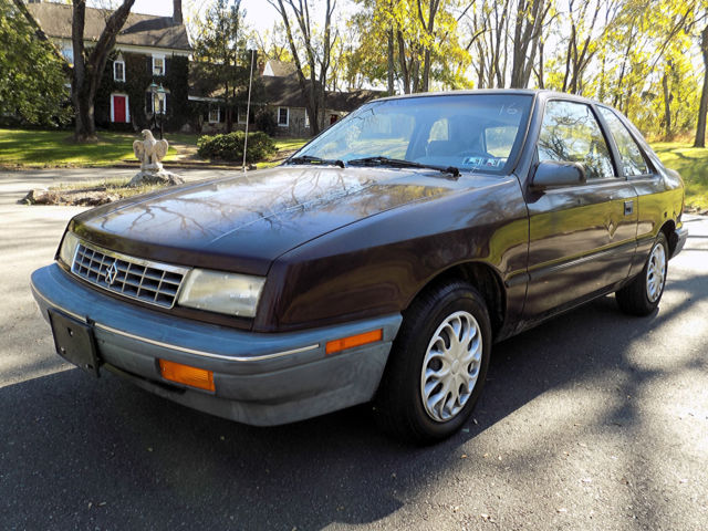 1991 Plymouth Sundance America Hatchback 2-Door
