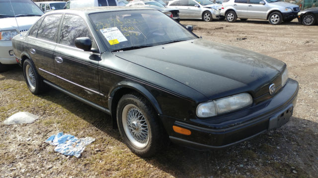 No reserve 1992 q45 v8 lsd leather power roof nissan president black prevnext publicscrutiny Image collections