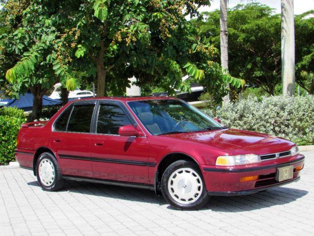 accord 1993 wagon ex