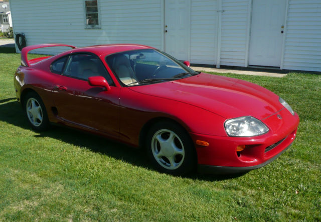 1993 Toyota Supra Base Hatchback 2-Door