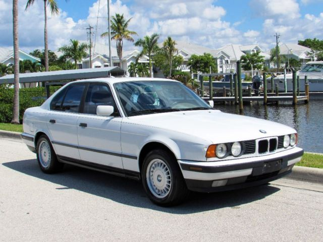 19940000 BMW 5-Series 4dr Sedan