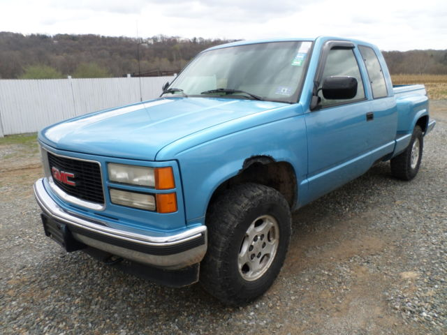 1994 GMC Sierra 1500 Club Coupe S