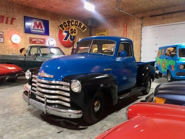 1948 Chevrolet Other Pickups 5 window 3100 Short Box NO RESERVE!!