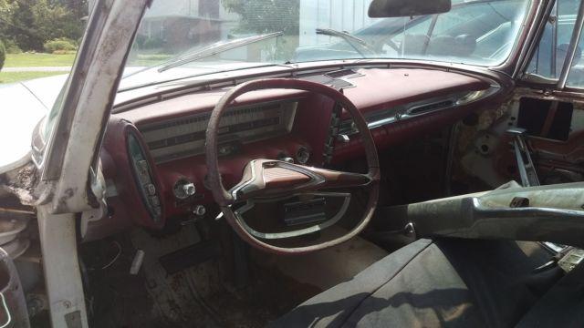 NO RESERVE  61 Chrysler Imperial 413 V8 Southern Car Not