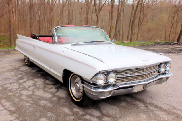 1962 Cadillac DeVille Series 62 Convertable