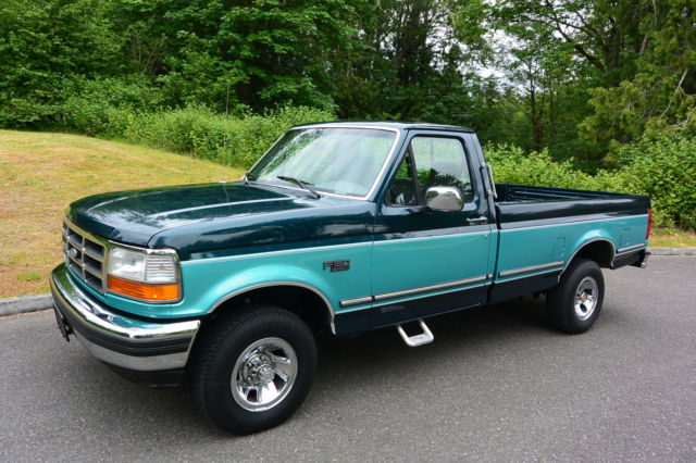 1994 Ford F-150 90K MILES!!!